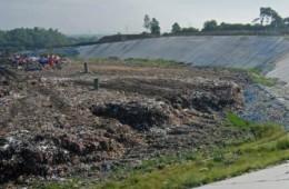 贵州浪风关垃圾填埋场土壤防渗项目