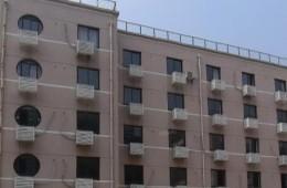 南昌市红谷滩新区丽景路南昌市残疾人康复中心漏水修理