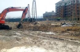 无锡市新吴区红蕾佳苑安居房小区工程项目建筑防水分项工程