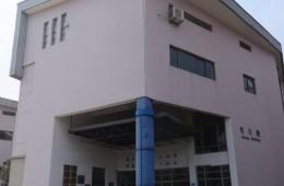 浙江工商职业技术学院笃行楼3楼屋顶漏水修理