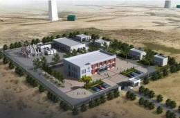 华能新能源山东分公司沂水风电场升压站库房及水泵房屋顶防水工程