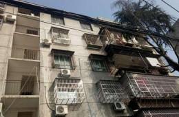 荆州江北中心城区职工家属区住宅417栋屋面防水改造分项工程