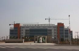 泉州市第一医院城东院区二期病房楼室内装修防水工程