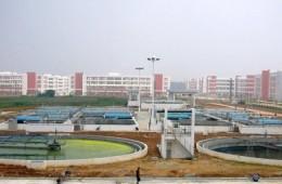 厦门水务中环污水处理有限公司2019年翔安污水处理厂防渗,堵漏工程