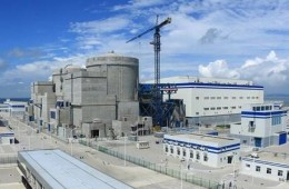 福清核电厂区部分BOP厂房外墙翻修施工项目