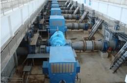 厦门水务排水管理有限公司 和旭泵站外立面防水及防腐喷涂施工