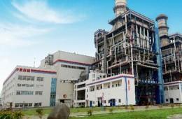 莆田市燃气电厂厂区建筑外墙及屋面防水修缮和设备及钢结构防腐