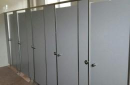 梧州市人民医院门诊医技楼二楼公共卫生间漏水修理