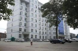 邢台医学高等专科学校第二附属医院住院部墙面卫生间漏水修理
