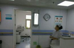 廊坊市人民医院1号住院楼漏水修理