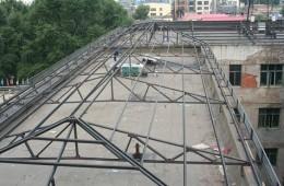 新华区平改坡二期防水专项工程及设施漏水维修工程