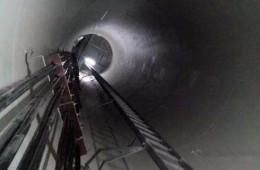 华能富源胜境风电场塔筒基础环#1-#44防水工程分包
