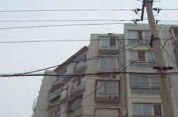 云南石龙坝发电厂宿舍楼防水处理