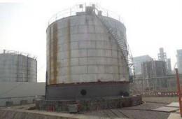 南昌铁路局集团有限公司燃油罐清洗防腐隔热
