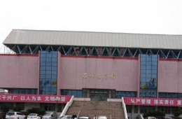 荆门市石化体育馆防水维修