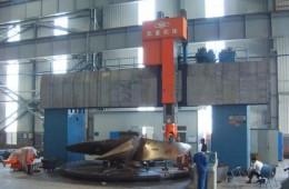 武汉重型机床集团有限公司金结公司屋面防水维修