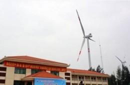 吉林大安华电风水山风电场屋面防水施工外包