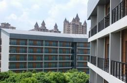 中国浦东干部学院公寓楼屋顶防水修缮工程外包
