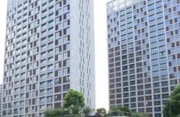 上海市民政局公益新天地4号楼外立面漏水修缮