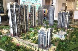 天健城二期项目477436平方防水清包工