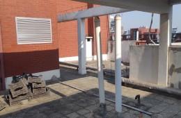 杨浦区周家牌路109弄小区屋顶防水维修