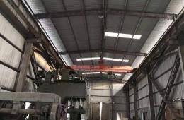 上海科创园D(22-01)钢结构防水防腐工程