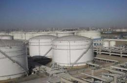天津港石油化工码头南疆南HY1、HY2涵洞管架防腐工程