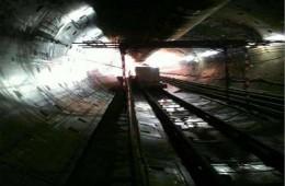 天津地铁1、2、3号线洞体滴水渗漏治理工程