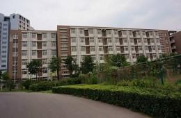 天津师范大学部分建筑屋面防水修缮工程