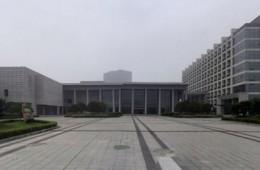 药科大学江宁校区 药用植物园综合楼屋顶漏雨维修
