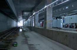 苏州市轨道交通S1线工程防水清包(刷单组聚氨酯)