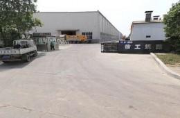 徐工筑路机械有限公司 筑路办公楼屋面防水改造