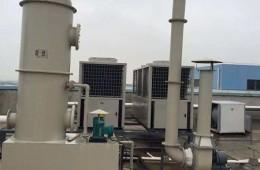 昆山市城北中路妙杰罗设备公司 办公楼屋顶管道漏水