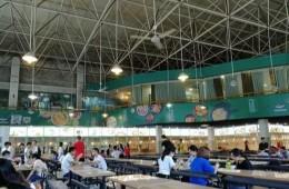 西华大学二食堂防水改造及钢结构屋顶漏水修理