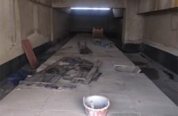 安徽审计职业学院食堂三楼屋面防水施工外包