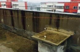 咸阳市杨陵区邰城家园(南区、北区)屋顶防水,保温层改造