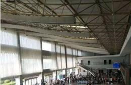 晋中市公安局交通警察支队车管大厅屋面防水维修