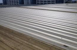 上海市司法干部学校委托了训练场钢结构防腐防水涂装修缮项目