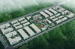 滨海区华明农业产业园温室大棚SBS卷材防水铺设工程