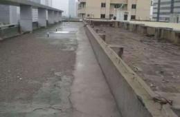 中物院八所成都园1-3号及门卫室渗水屋面进行防水维修及幕墙、女儿墙修复