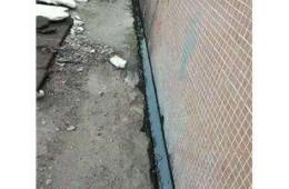 霸州市东门街城区办事处办公楼屋顶防水修缮