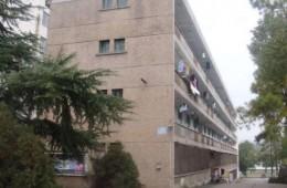 衡阳师范学院老校区原三师8栋、9栋屋面防水维修