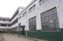天心区水电八局高级技工学校教学大楼楼面漏水维修