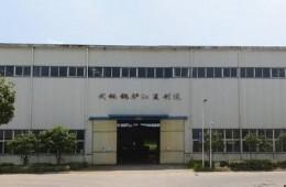 江夏区大花岭工业园A区武锅车间钢结构屋顶漏水修理