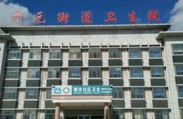 寒亭区开元医院提档改造楼顶防水、保温剔出,铺设防水卷材2遍