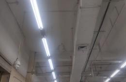 涿州市家乐福范阳路店屋顶漏水维修