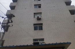 中南大学北校区教工3宿舍墙壁,窗户漏水修理