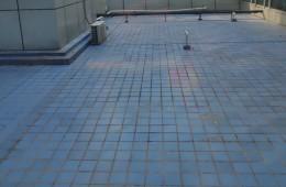 同济医院中法新城院区零星漏水,墙面维修外包