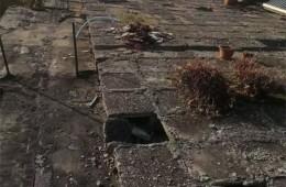 """沈煤集团职工家属区""""三供一业""""维修改造项目,6栋旧屋面防水改造工程分包"""