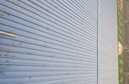 江西省烟草公司赣州分公司钢结构房仓库屋顶漏水维修